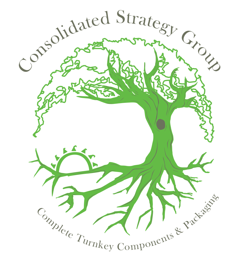 consolidated strategy group sustainable packaging design